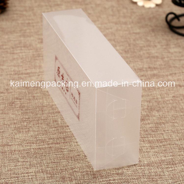 China Pet/ Plastic Perfume/ Cosmetic Packaging Box