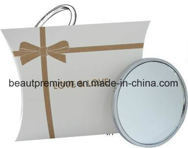 Metal Single Round Rose Mirror L′oreal Audit Make up Mirror BPS036