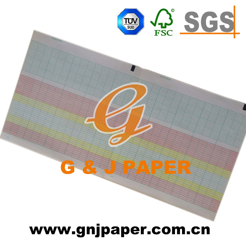 Wood Pulp Medical Recording Paper Made in China
