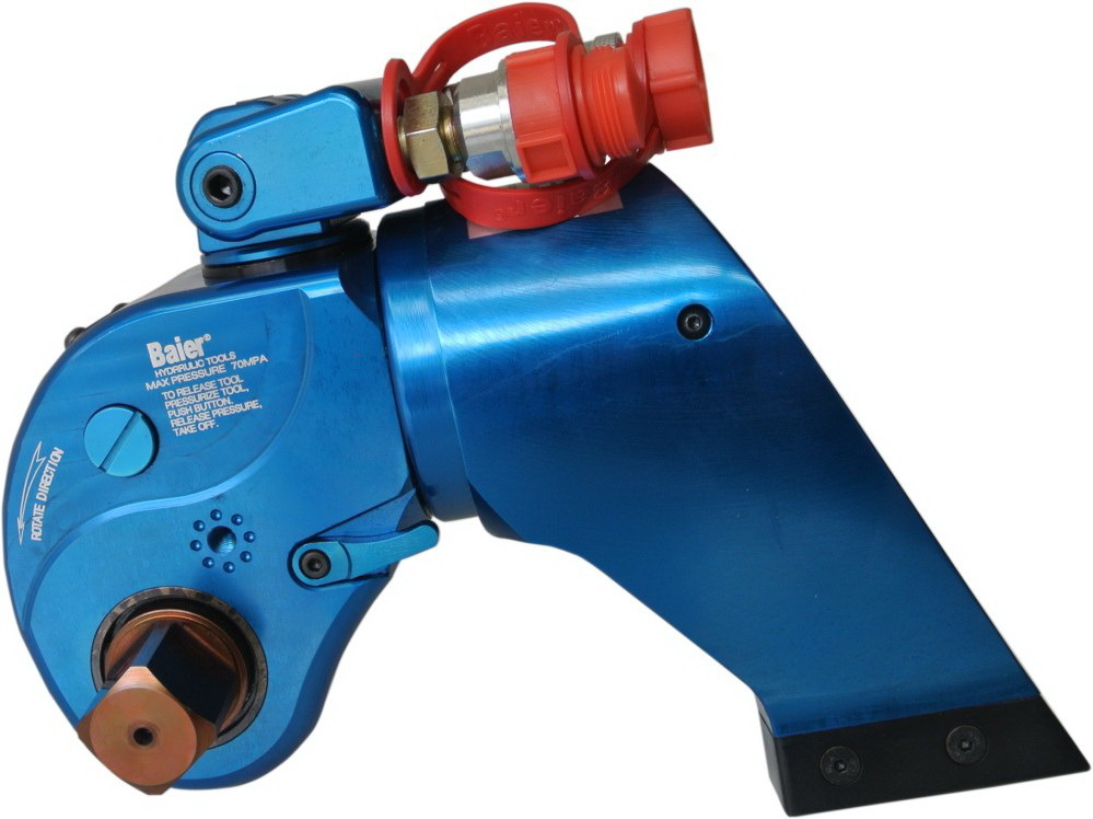 Square Drive Hydraulic Torque Wrench Construction Tools Hydraulic Spanner Power Tools