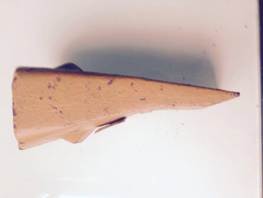 Flat Teeth Auger Tools Bucket Teeth Rock Cutter Picks