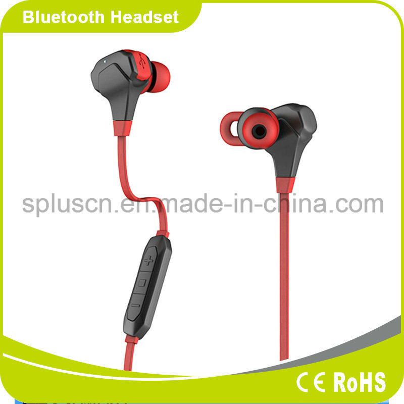 Long Standby Time Bluetooth/Wireless Headset for Mobile Phone/Computer