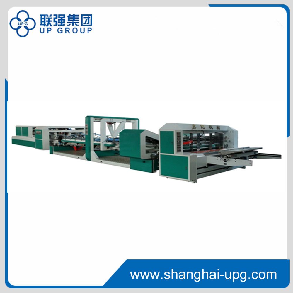 Lqjw-2400b Automatic Folder Gluer Machine