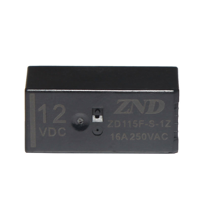 115f 16A 12V 1z 8pins Electromagnetic Power Relay Miniature Size