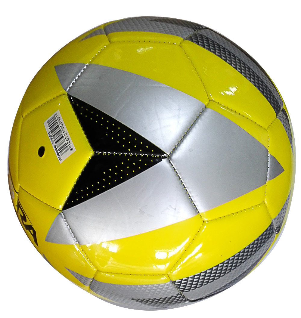 Top Quality Machine Stitched Shiny Size 5 TPU Football