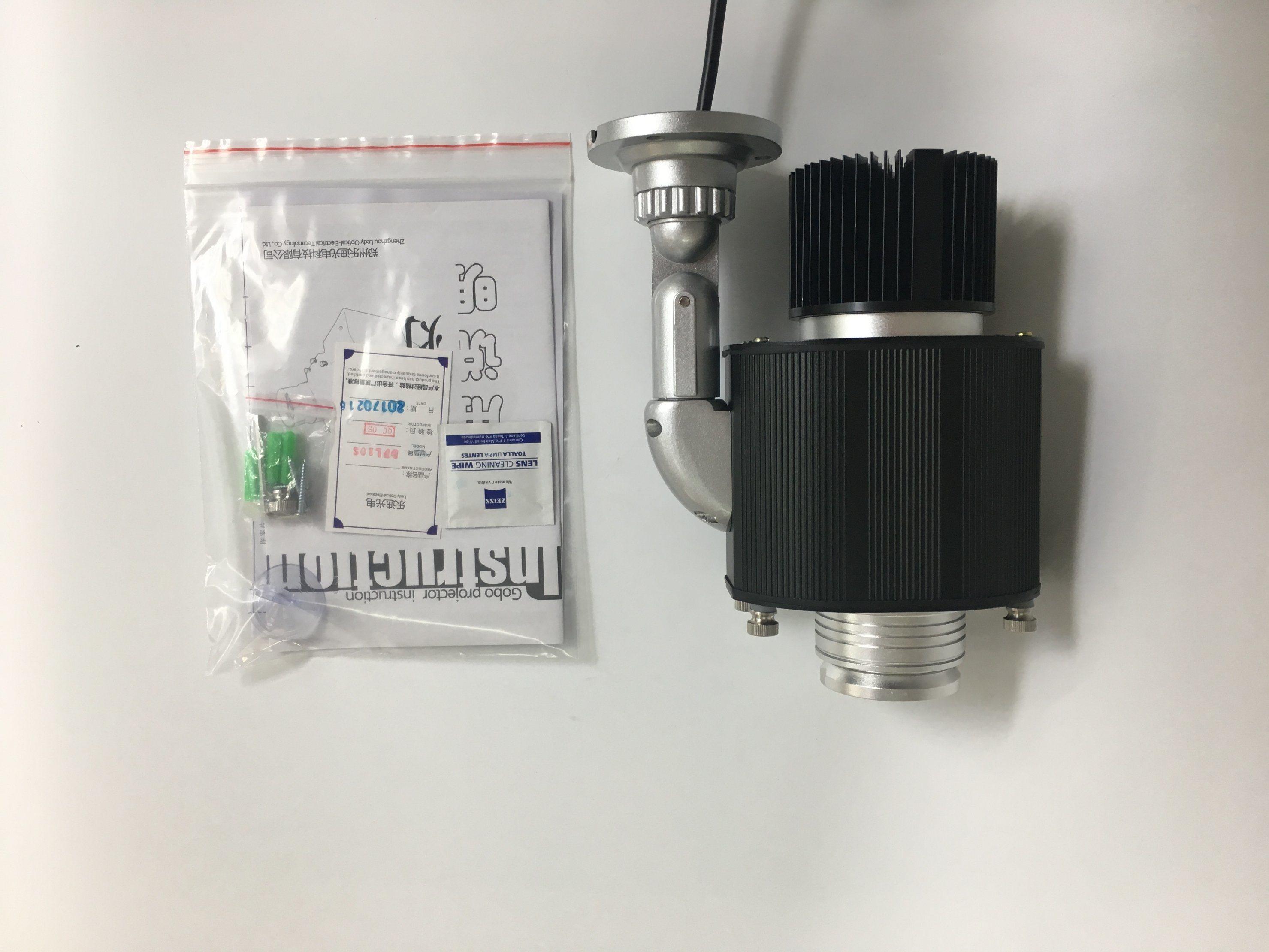 LED Floor Projection Custom Night Light Projector