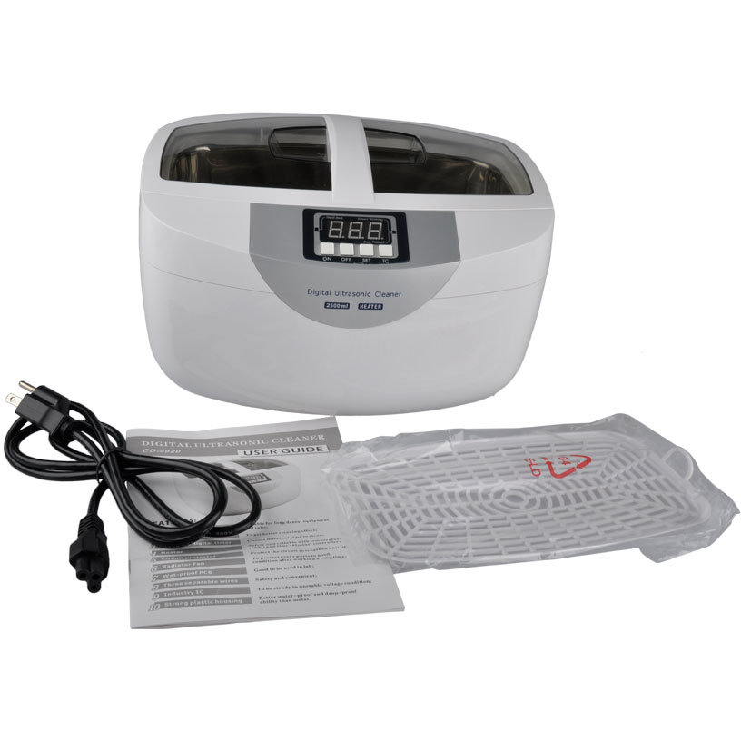 2.5L Digital Ultrasonic Cleaner Dental Ultrasonic Cleaner