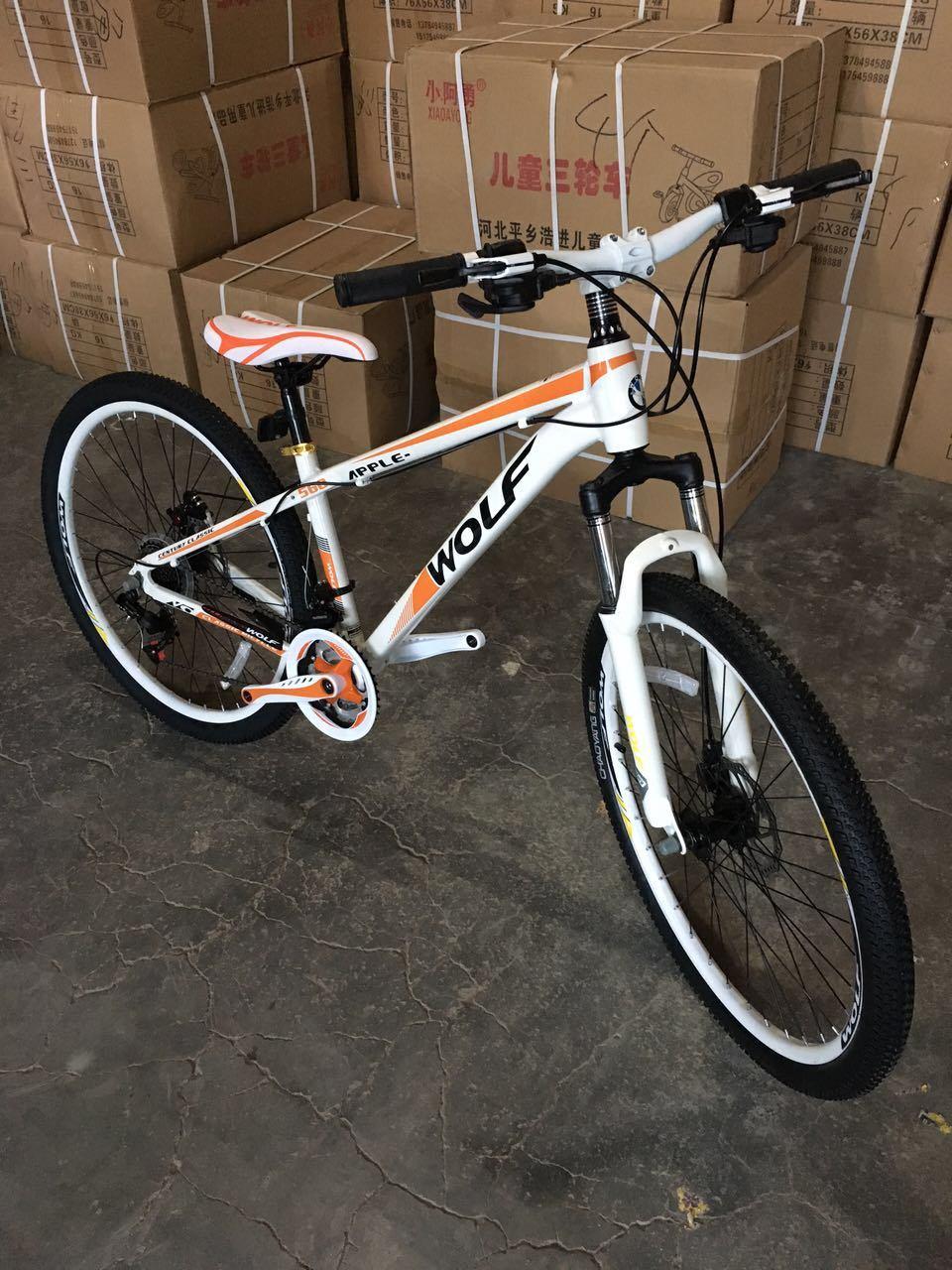 Aluminum Alloy Frame Colorful Mountain Bike (MTB-004)