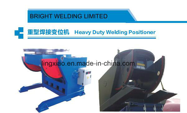 Ce Certified Welding Positioner Hb1200 for Girth Welding