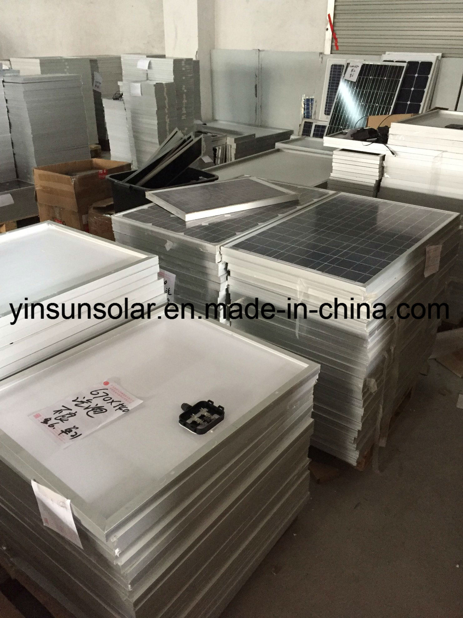 300W Monocrystalline PV Solar Power Flexible Photovoltaic Module Solar Panel
