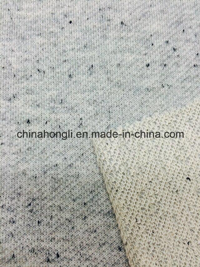 Terry CVC Cotton Polyester 55/45 DOT Nap Knitting Fabric