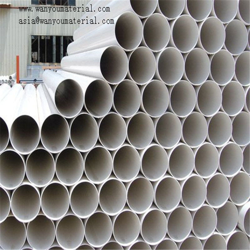 PE Pipe Fitting Plastic Tubes Irrigation Pipe for Agriculture