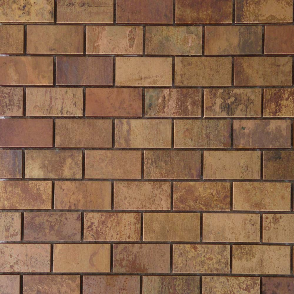 China the entrance wall decoration materials natural wood Mosaic tile wall designs
