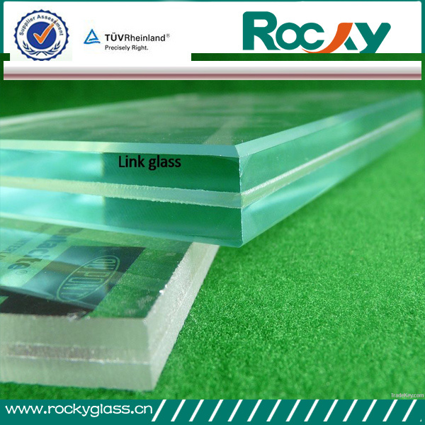 6.38mm 8.38mm 10.38mm 12.38mm Laminated Glass