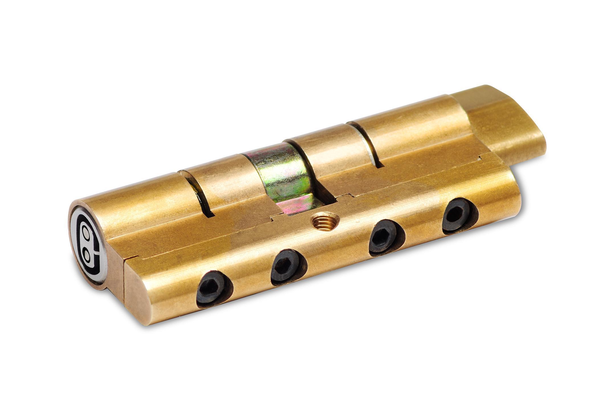European Profile Single Cylinder, 75mm Lazy Cam Pz Profile
