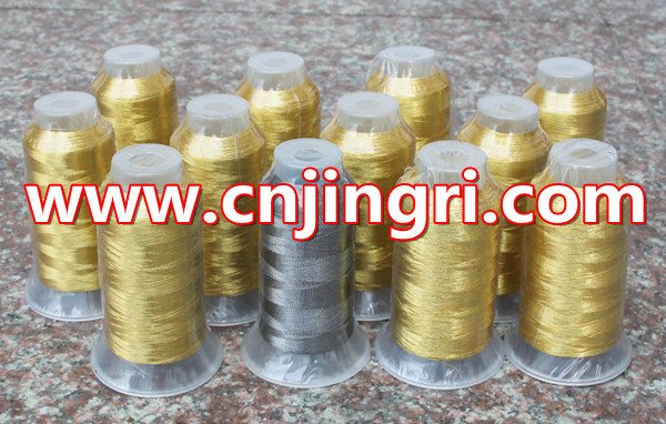 50gram Packing of Metallic Yarn
