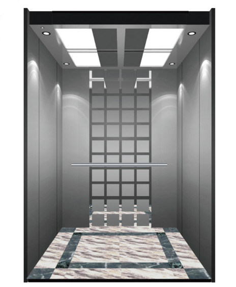 Qualified Passenger Elevator Lift with En81 Standard Xr-P48
