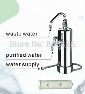 Countertop Ultrafiltration to Wippe of Harmful Substances and Chemicals