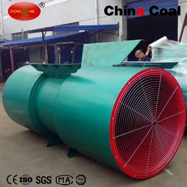 SDS Jet Tunnel Car Park Industrial Exhaust Blower Ventilation Fan