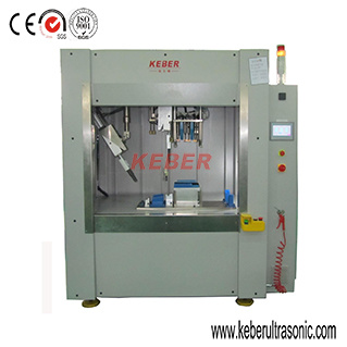 Ultrasonic Welding Machine for Automotive Holder (KEB-QCMB50)