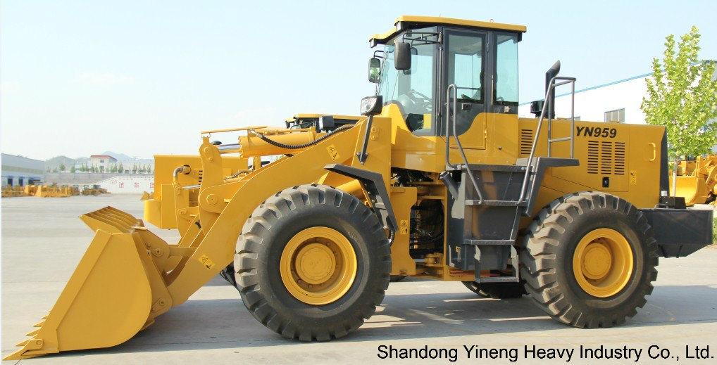 Yn959g Wheel Loader China Top Wheel Loader Zl50