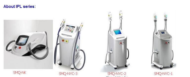 Elite Salon Opt IPL SSR Shr Elite IPL Machine with FDA Tga CE