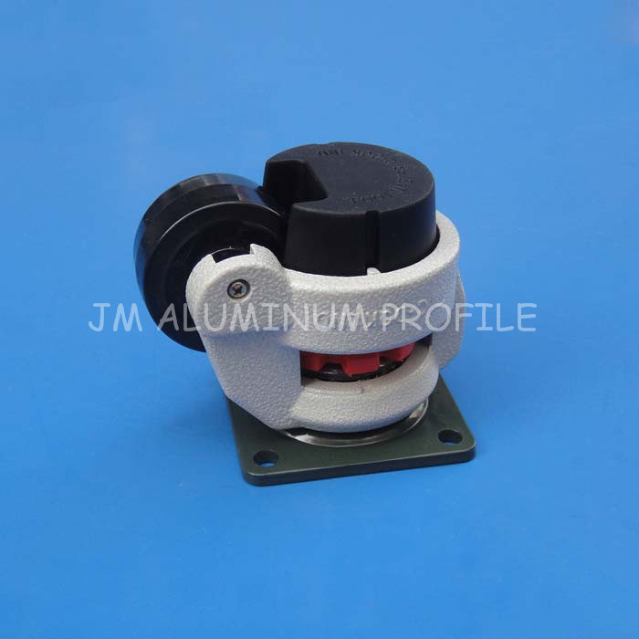 Heavy Duty Casters, Footmaster Caster Wheels Gd-60f for Equipment or Machine Heavy Furniture Wheels