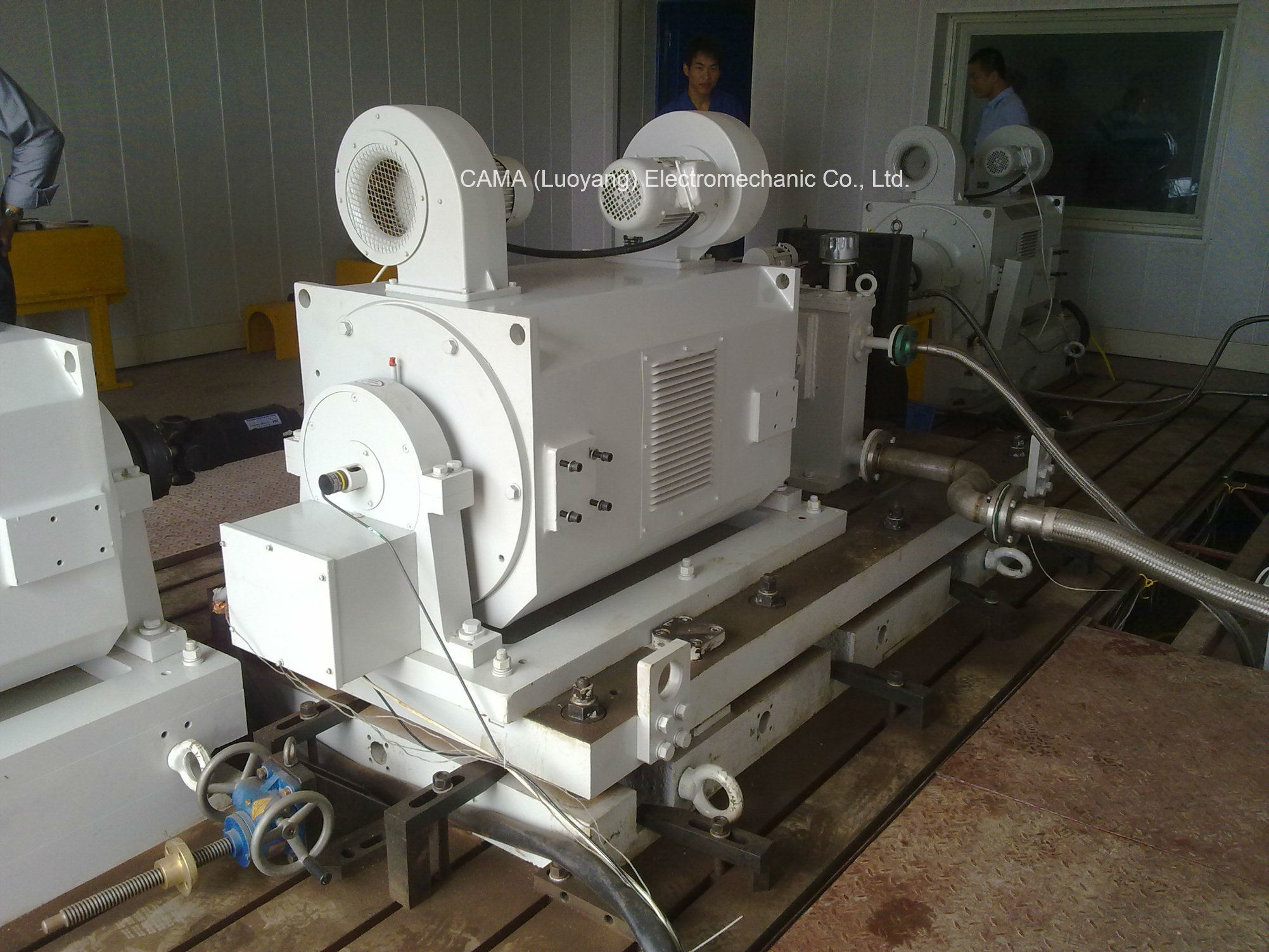 Driveline / Powertrain / Gearbox / Transmission Test Bench