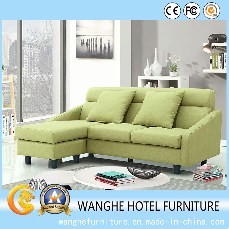 Hot Selling Hotel Living Room Furniture Fabric Sofa