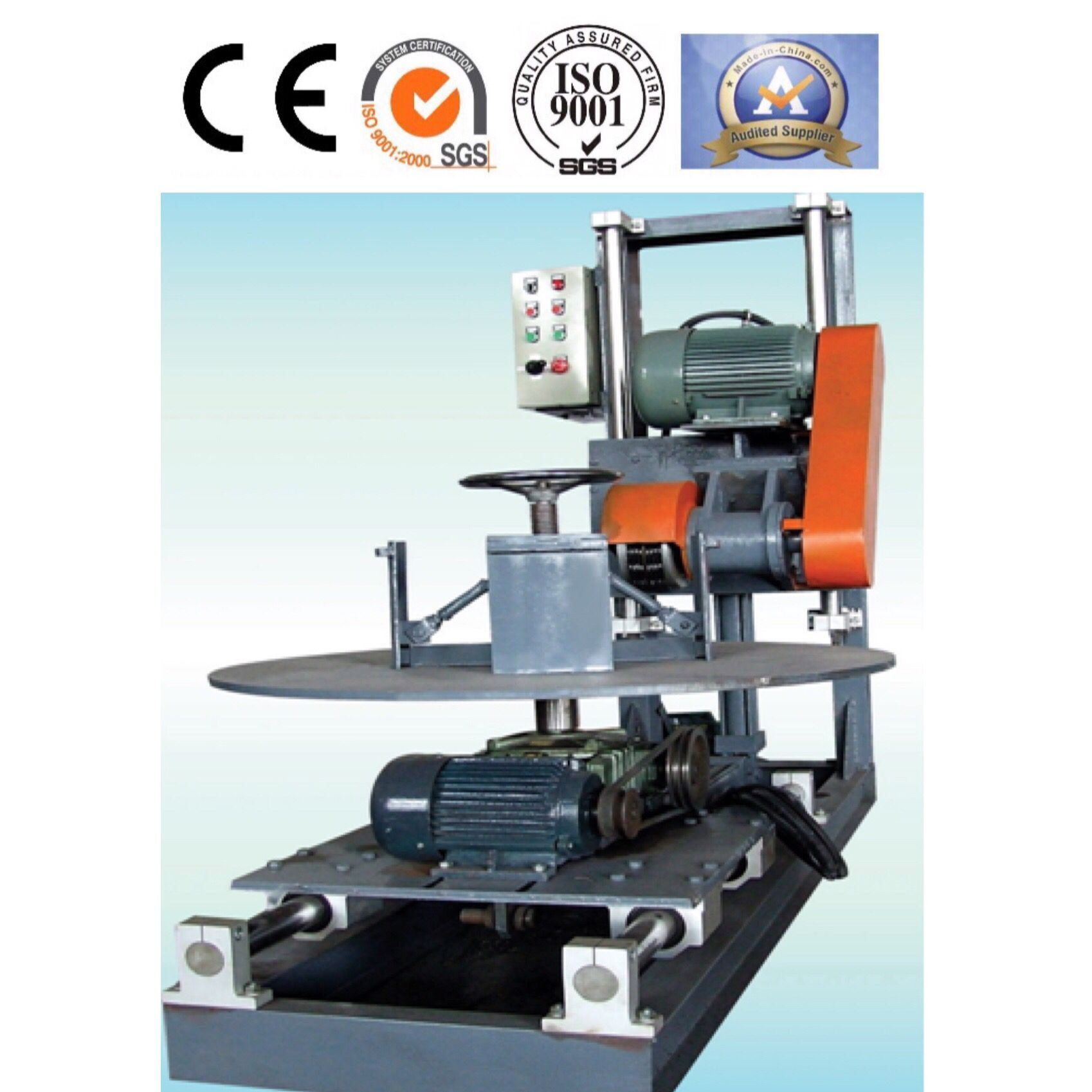 Tyre Sidewall Buffing Machine of Tyre Retreading Equipment