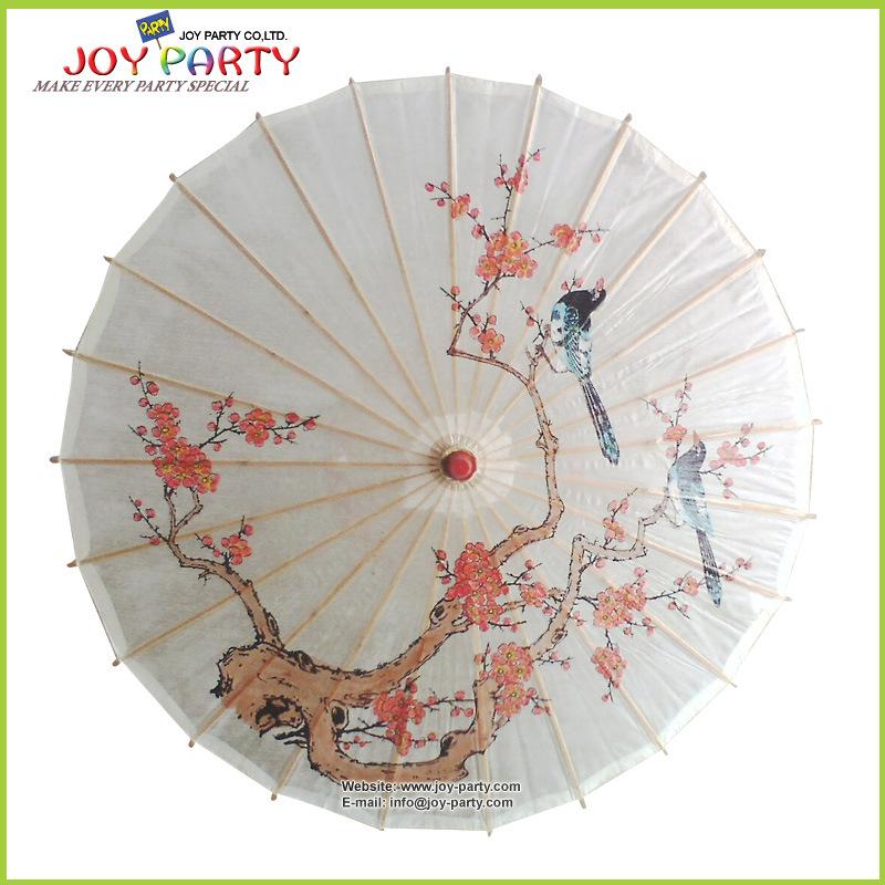 Radius 42cm Paper Umbrella for Photo Background