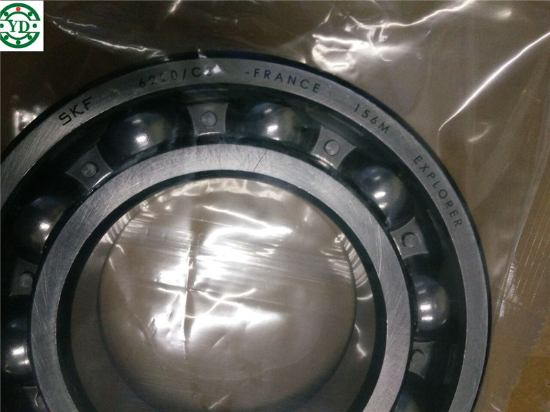 for Engine Motor Deep Groove Ball Bearing Thin Section 6704zz 6704RS