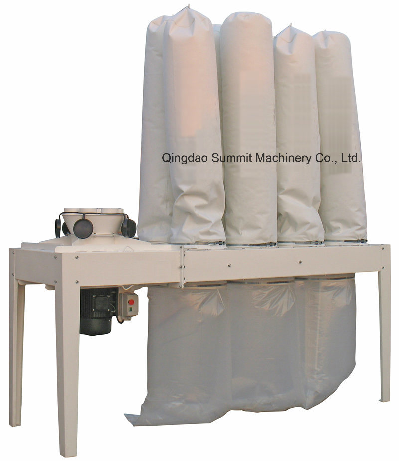 industrial Dust Filter and Dust Collector Dust Extractor 7.5HP