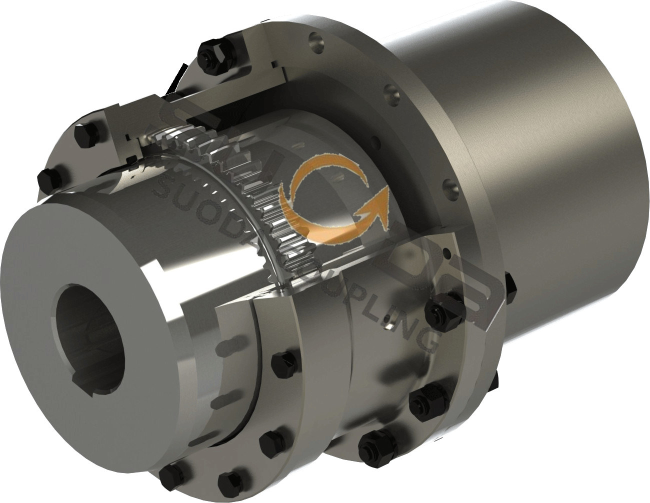 GICL Series Gear Coupling