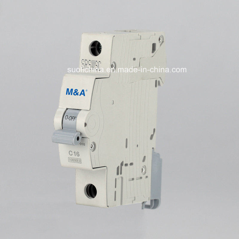 New HAV8 Miniature Circuit Breaker MCB with High-Breaking Capacity Ce Standard