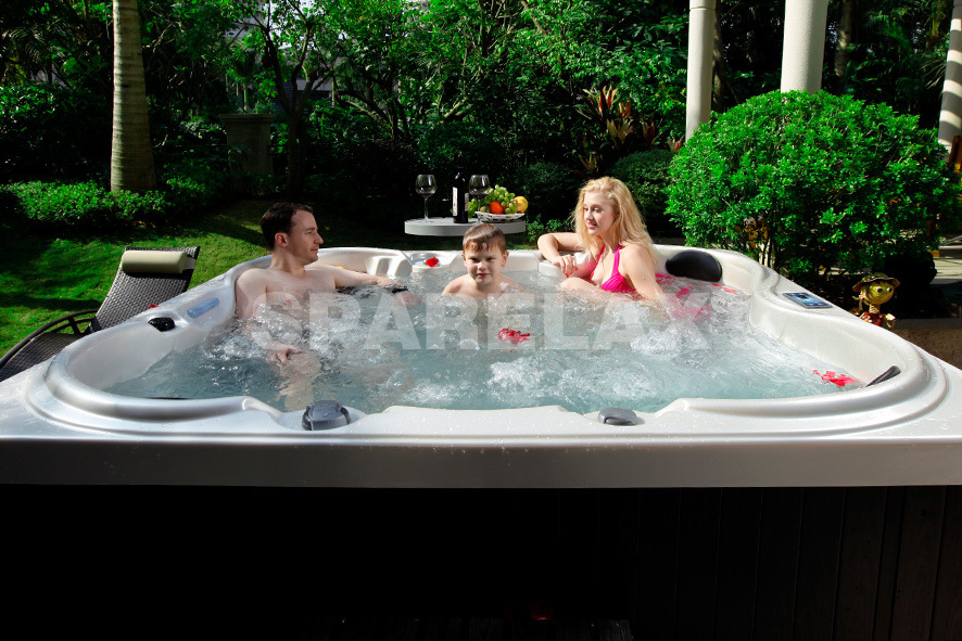 With you Outdoor hot tub sex share