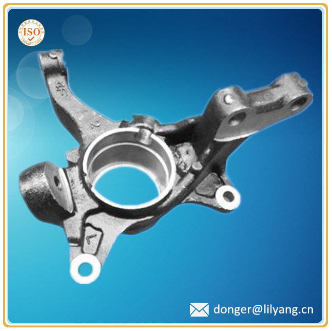 Cast Iron Steering Knuckle Auto Parts, Steering Knuckle Spindle