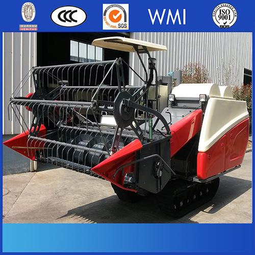 Combine Harvester Type Mini Harvester for Rice Farm