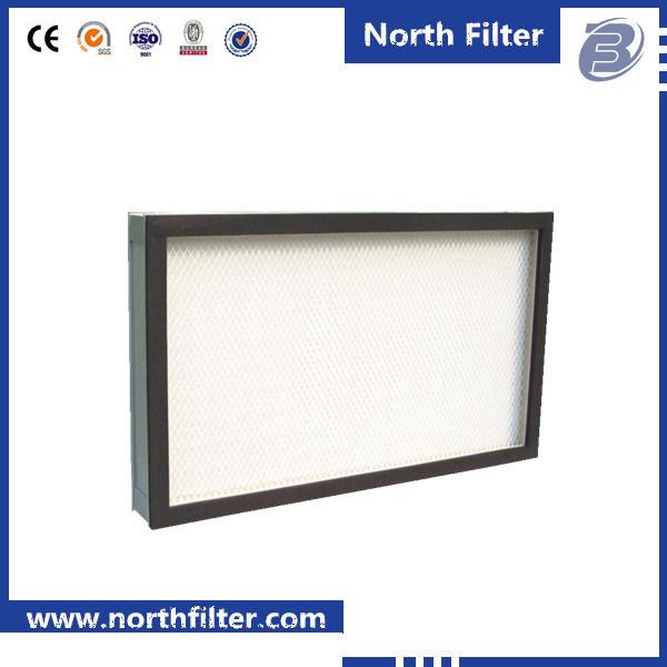 Gbk Series HEPA Panel Air Filter (H13/H14)