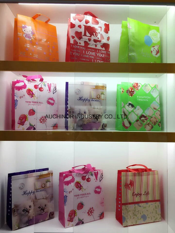Cotton Fabric or Non-Woven Handle Bags