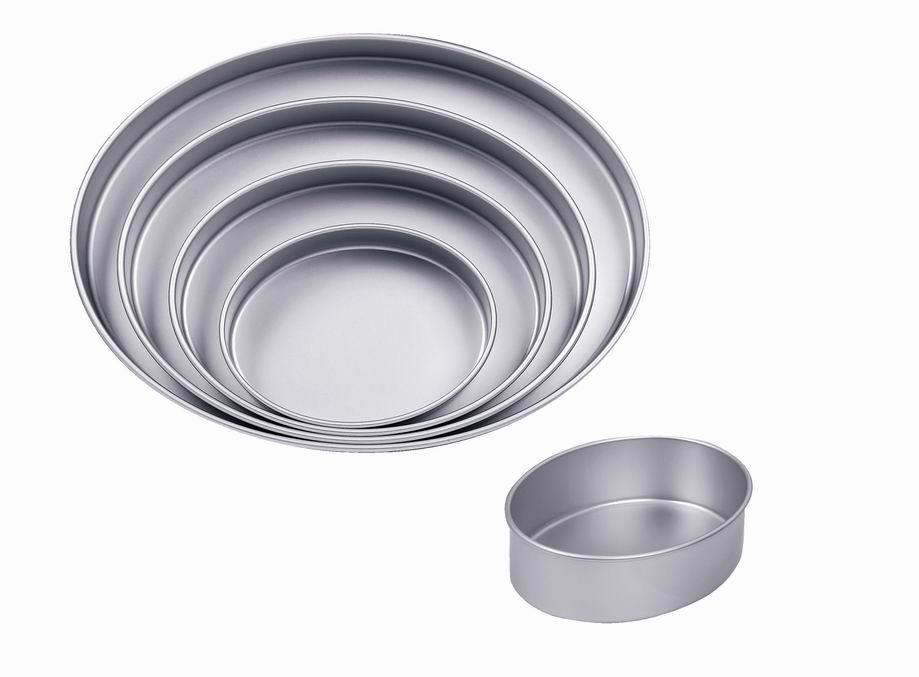 Bakeware Aluminum Anodized Oval Cake Pan (MY2820A-MY2823A)