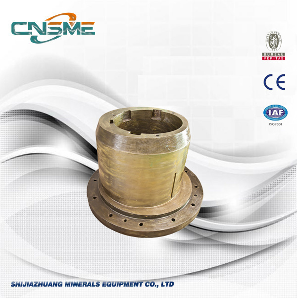 Cone Crusher Eccentric Bushing Spare Parts