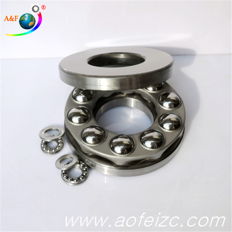 China Supplier Ball Bearing 51216 Thrust Ball Bearings for Water Pump