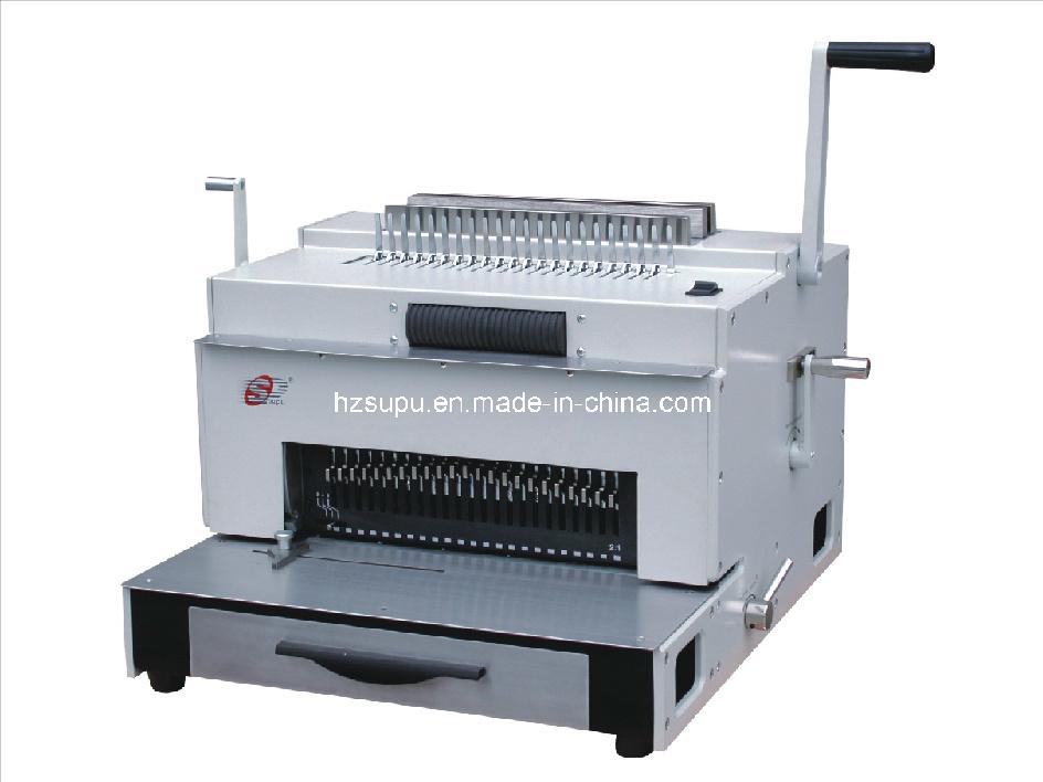 Multifunction Heavy Duty Binding Machine (SUPER4&1)