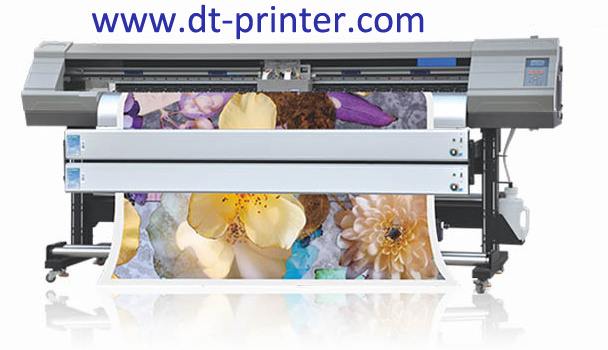 Fd-2180 Digital Textile Printing Machine for Roll Fabrics