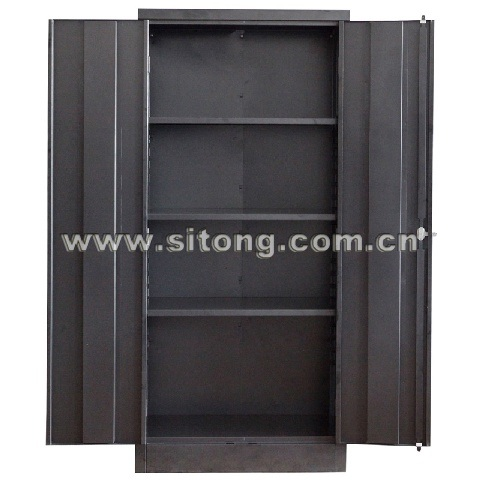 Two-Door Metal Steel Cabinet
