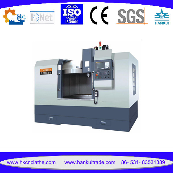 Vmc550L CNC Vertical Turning and Milling Machining Center