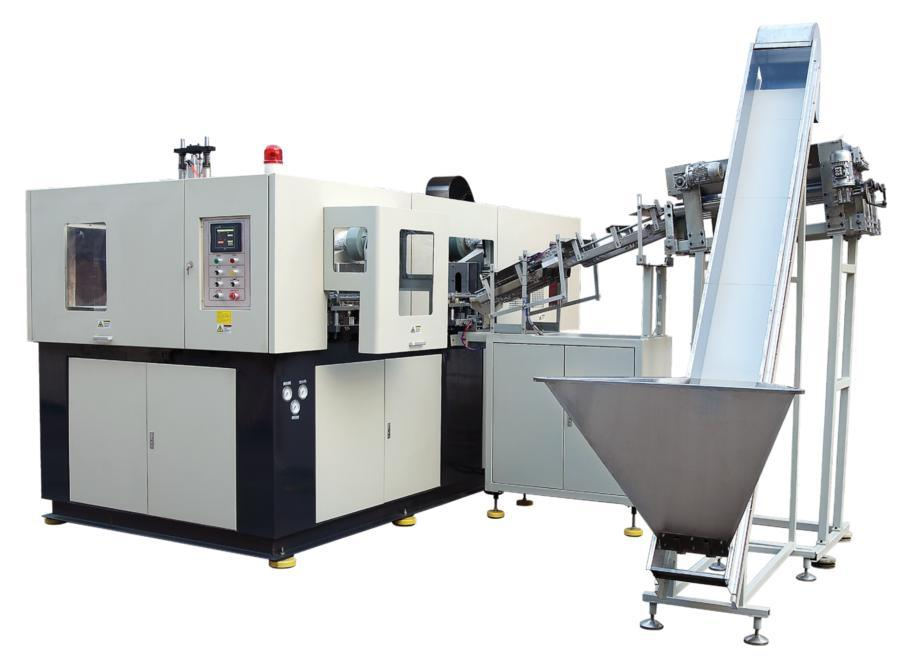 Fully Automatic Pet Blow Molding Machine with CE (JS6000)