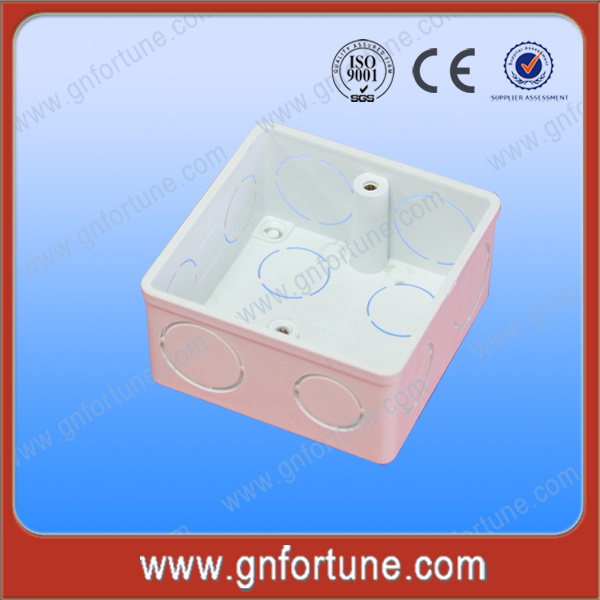China pvc electrical outlet box photos pictures made
