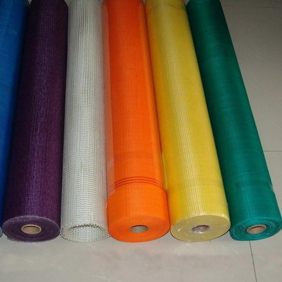 White Fiberglass Mesh : Fiberglass mesh green white fiber glass